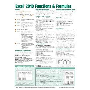 Microsoft Excel 2010 Func Livre en Ligne - Telecharger Ebook