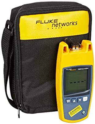 Fluke Networks FQM-MAIN Fiber QuickMap Fiber Troubleshooter, Fiber Tester