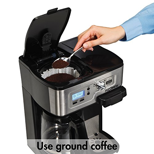 Hamilton-Beach-49983-2-Way-FlexBrew-Coffeemaker