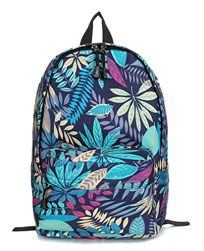 bromeo-colorful-maple-leaf-dandelion-weed-print-style-college-travel-satchel-school-bag-backpack-map