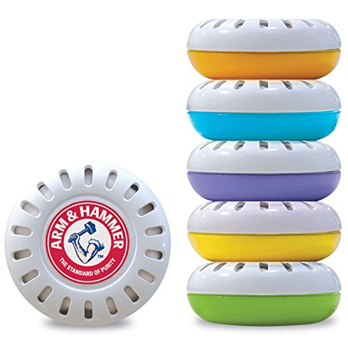 Munchkin Arm and Hammer Nursery Fresheners, Lavender/Citrus, 5 Count Image