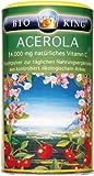 BioKing 200g Acerola-Pulver aus kontrolliert ökologischem Anbau