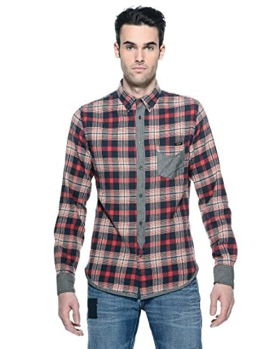 Rare Camisa Hombre Ruc Multicolor