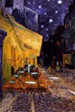 Cafe Terrace at Night Vincent Van Gogh Poster Art Print