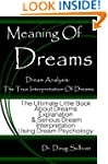 Meaning Of Dreams / Dream Analysis: T...