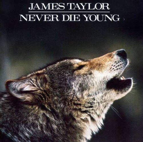 Never Die Young (1988) (Album) by James Taylor