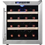 Firebird New 16-bottle Thermoelectric Quiet Operation Wine Cooler Cellar Chiller Refrigerator