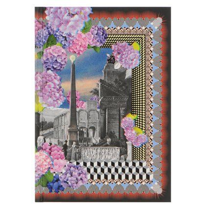 Christian Lacroix Surrealistic Journal, 5.875 x 8.25 Inches, 128 Ruled Pages (13095)