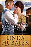 img - for Helen Heals a Hotelier: A Historical Western Romance (Brides with Grit Book 10) book / textbook / text book