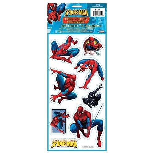 RoomMates RMK0055SS Amazing Spiderman Peel & Stick Single Sheet