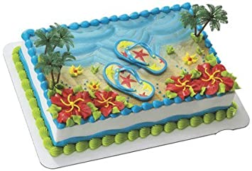 Luau Birthday Cakes!