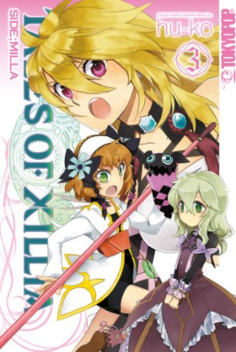 Tales of Xillia – Side; Milla, Band 3