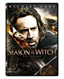 Season of the Witch [DVD] [2011] [Region 1] [US Import] [NTSC]
