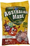 Australian Made Hard Jubes Confectionery (Pack of 6)