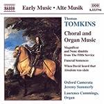 Choral & Organ Works