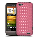 Head Case Designs Dots French Country Patterns Back Case For Htc One V