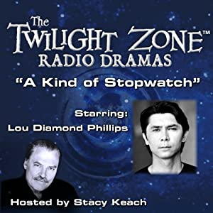 A Kind of Stopwatch: The Twilight Zone�� Radio Dramas | [Michael Rosenthal, Rod Serling]