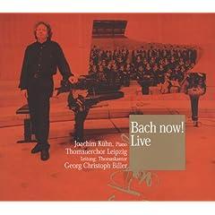 Johann Sebastian Bach: Motet:Komm, Jesu, Komm BWV 229:2. Komm, komm ich will mich Dir ergeben (Live)