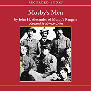 Mosby's Men Audiobook