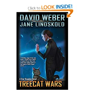 Treecat Wars (Star Kingdom) by David Weber and Jane M. Lindskold