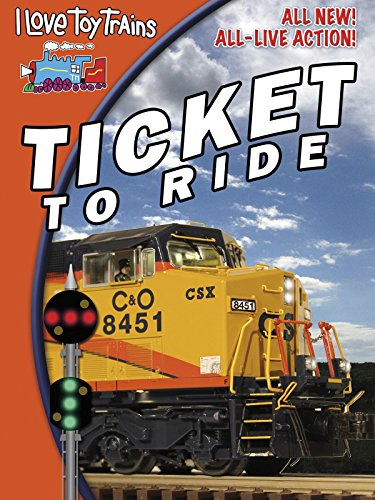 I Love Toy Trains - Ticket to Ride (Prime Ticket compare prices)