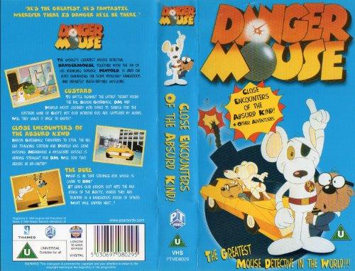 Danger Mouse [VHS] [Import]