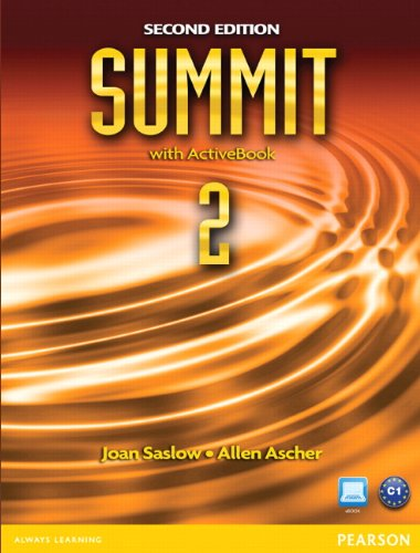 Summit 2 with ActiveBook (2nd Edition)