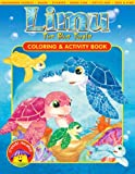 img - for Limu The Blue Turtle Coloring & Activity Book book / textbook / text book