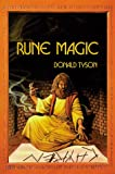 Rune Magic (Llewellyn's Practical Magick) (0875428266) by Tyson, Donald