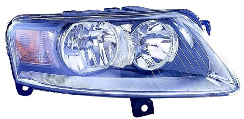 Depo 346-1102R-As Audi A6 Passenger Side Replacement Headlight Assembly