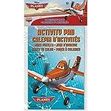 Disney Planes Activity Books - Party Favors - 4 Per Pack
