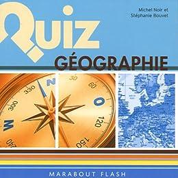 Quiz géographie