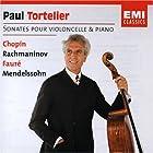 Sonates pour violoncelle et piano © Amazon