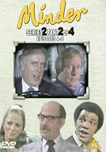 Minder: Series 2 - Part 2 Of 4 [DVD] [1979]