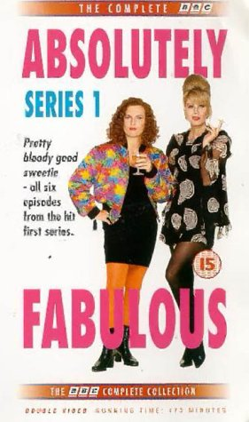 Absolutely Fabulous – Series 1 [VHS] [1992]