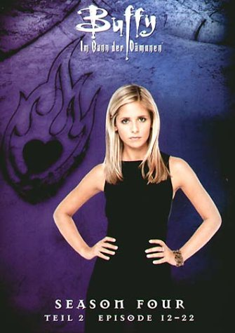 Buffy - Im Bann der Dämonen: Season 4 Teil 2 Episoden 12-22 [3 DVDs]