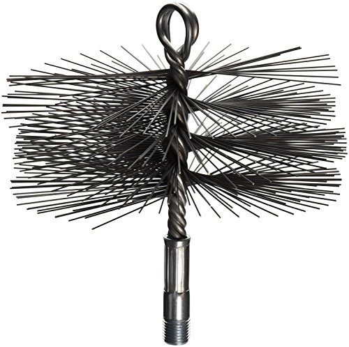 Best Price! MEECO'S RED DEVIL 30600 6-Inch Round Wire Chimney Brush