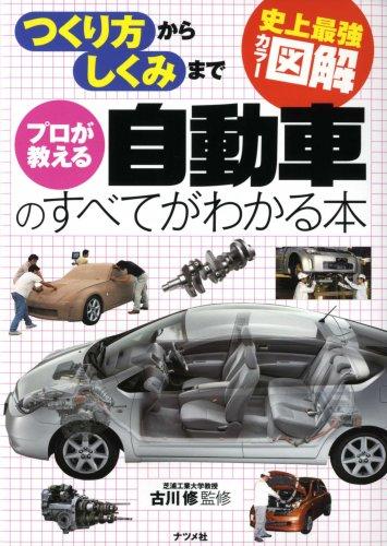 史上最強カラー図解 プロが教える自動車のすべてがわかる本