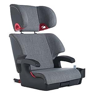 Clek Oobr Booster Car Seat - Thunder