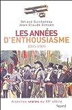 echange, troc Jean-Claude Simoën, Gérard Guicheteau - Histoires vraies du XXe siècle : Tome 1, Les années d'enthousiasme 1895-1909