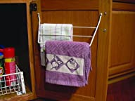 Rev-a-Shelf Door Storage Towel Holder