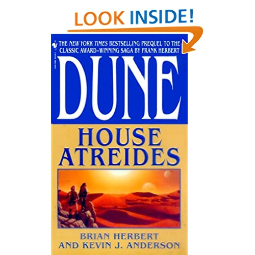 a literary analysis of the family atreides