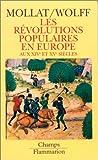 img - for Les R volutions populaires en Europe aux XIVe et XVe si cles book / textbook / text book