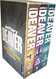 Jeffery Deaver Lincoln Rhyme Collection 3 Books Box Set RRP 20.97 ( Pack Includes The Coffin Dancer, The Bone Collector, The Empty Chair ) (Lincoln Rhyme)