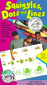 Squiggles, Dots & Lines [VHS]