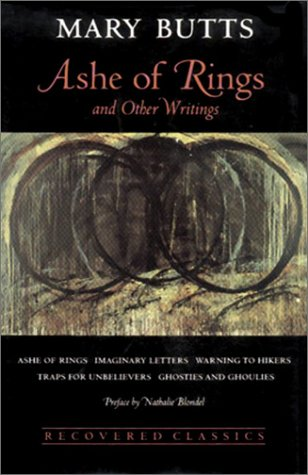 Ashe of Rings: And Other Writings (Recovered Classics)