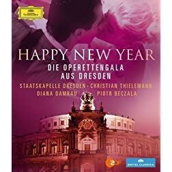 Happy New Year [Blu-ray]