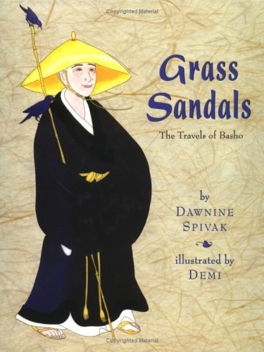 Grass Sandals: The Travels of Basho