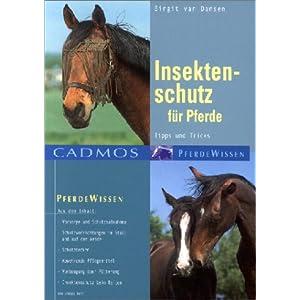 eBook Cover für  Insektenschutz f uuml r Pferde Tipps und Tricks
