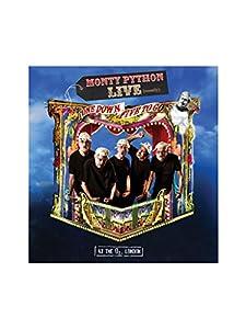 Amazon.com: Monty Python Live : One Down Five to Go [Blu ...